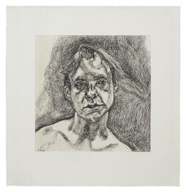 Lucian Freud, Head of a Naked Girl