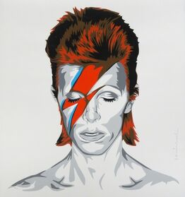 Mr. Brainwash, David Bowie (Ziggy)