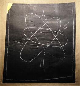 Keith Haring, Untitled (Atomo)
