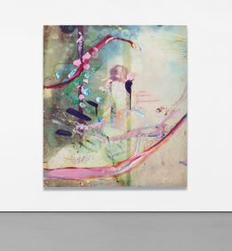 Julian Schnabel, (Untitled) Chinese