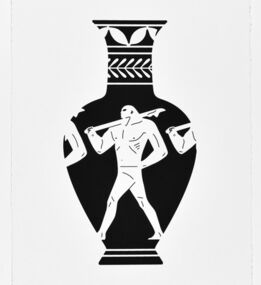 Cleon Peterson, END OF EMPIRE, LEKYTHOS