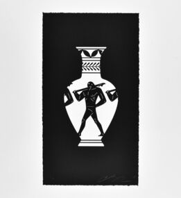 Cleon Peterson, End of Empire - Lekythos