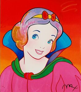 Peter Max, Disney Suite: Snow White