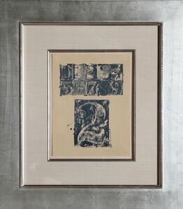 Jasper Johns, 0-9, Number 2