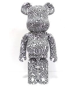 Keith Haring, BEARBRICK 1000% KEITH HARING V4