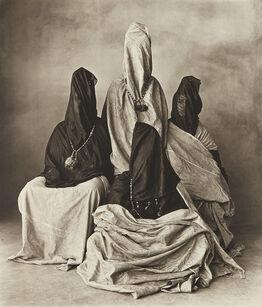 Irving Penn, Four Guedras, Morocco