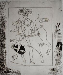 Georges Braque, Theogony of Hesiod | La Théogonie d'Hésiode