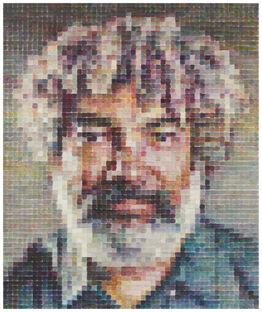 Chuck Close, Fred II