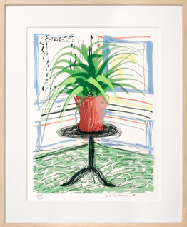 David Hockney, Untitled 468