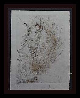 Salvador Dalí, Faust Tete de Veau