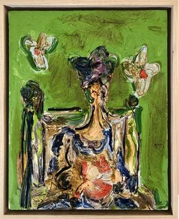 George Condo, Untitled