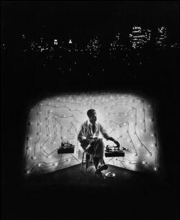 Gordon Parks, Invisible Man Retreat, Harlem, New York
