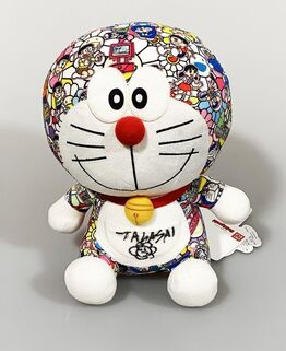 Takashi Murakami, Doraemon Plush