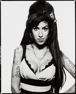 Terry O'Neill, Amy Winehouse