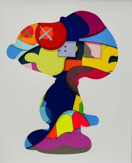 KAWS, No One's Home, Stay Steady, The Things that Comfort