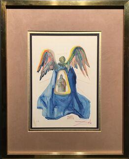 Salvador Dalí, Dante Purifed – Purgatory – Canto 33