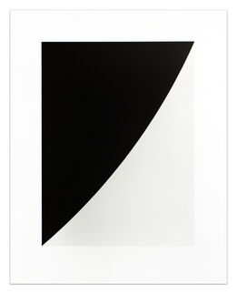 Ellsworth Kelly, Black Variation I