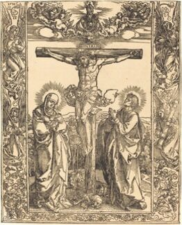 Albrecht Dürer, Christ on the Cross
