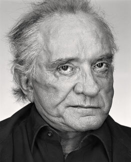 Martin Schoeller, Johnny Cash