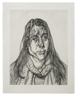 Lucian Freud, Portrait Head