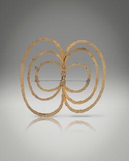 Alexander Calder, Brass Brooch