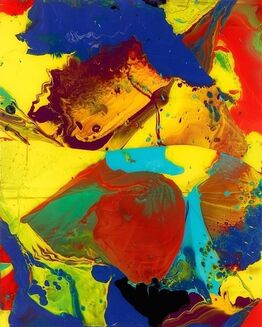 Gerhard Richter, P10 Bagdad