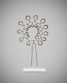 Alexander Calder, Flower Head Piece