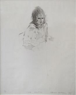 David Hockney, Celia Smoking