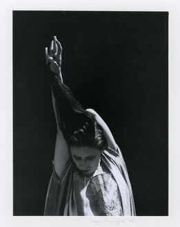 Imogen Cunningham, Martha Graham 3