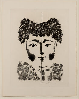Pablo Picasso, Torero, from Le Carmen des Carmen