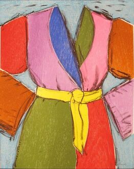 Jim Dine, The Yellow Belt