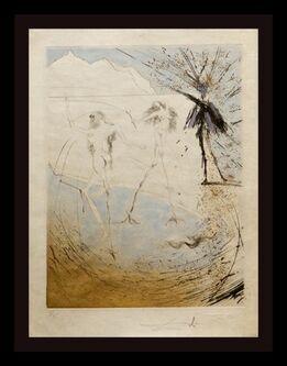 Salvador Dalí, Faust Feemes-Poules
