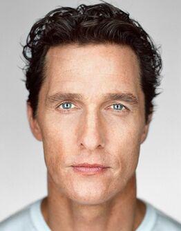 Martin Schoeller, Matthew McConaughey