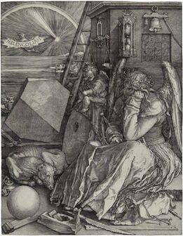 Albrecht Dürer, Melencolia I
