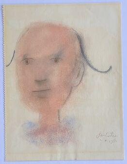 Jean Cocteau, Harlequin Portrait