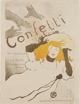 Henri de Toulouse-Lautrec, Confetti