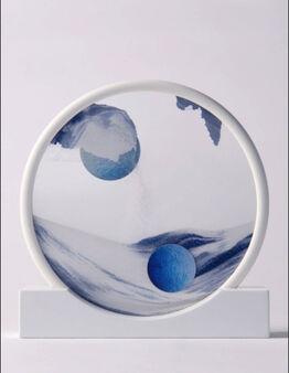 Daniel Arsham, Sand Circle