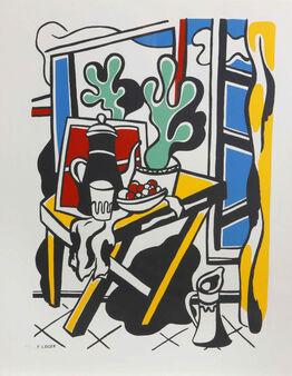 Fernand Léger, Untitled Still Life