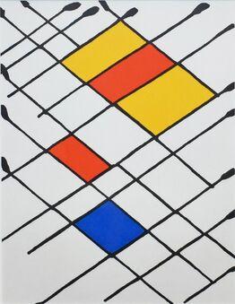 Alexander Calder, Damier