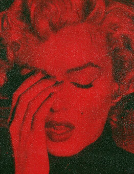 Russell Young, Marilyn Crying