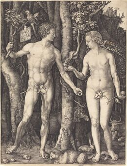 Albrecht Dürer, Adam and Eve