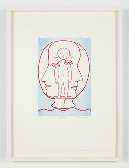 Louise Bourgeois, Self Portrait