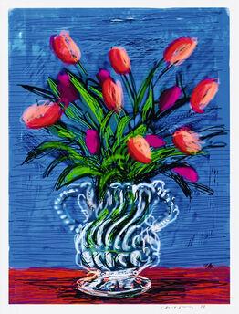 David Hockney, ipad Drawing Untitled, 346