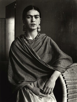 Imogen Cunningham, Frida Kahlo, Painter and Wife of Diego Rivera