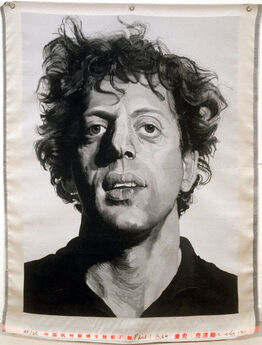 Chuck Close, Phil/BAM