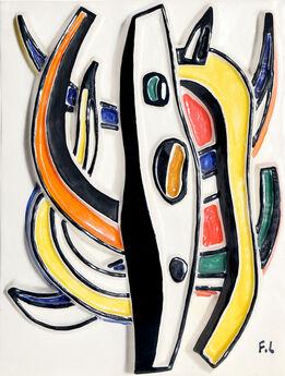 Fernand Léger, Composition Abstraite