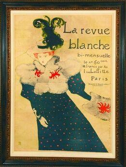 Henri de Toulouse-Lautrec, La Revue Blanche