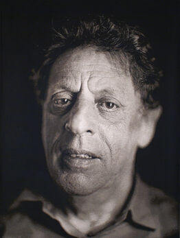 Chuck Close, Philip Glass, State II