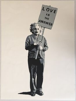 Mr. Brainwash, Love is the Answer
