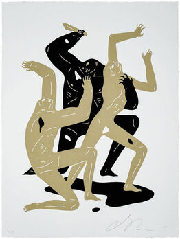 Cleon Peterson, HEATHENS (WHITE)